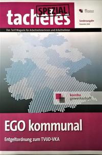 TVöD - Tariftexte und Erläuterungen für Bund und Kommunen